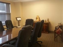 140 S. Dearborn Street Chicago IL Conference Room