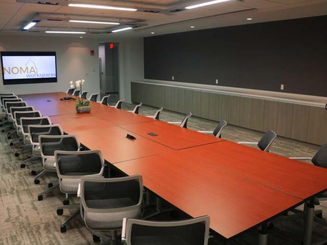 840 First Street NE Washington DC Conference room