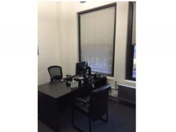 12 X 12 Windowed Office Near Penn Station In Law Firm