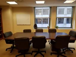 1 Windowed and 1 Interior Office Available in the Iconic Helmsley Building