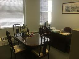 Shared Legal Office Space For 1 Partner and 1 Associate  + Admin At 1 North LaSalle Street