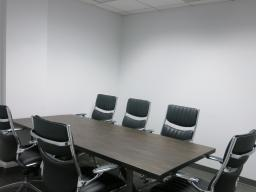32 Broadway New York NY Large conference table
