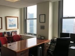 220 East 42nd Street New York NY Office With River Views
