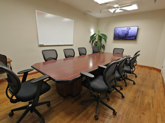116 West 23rd Street New York NY Large conference room