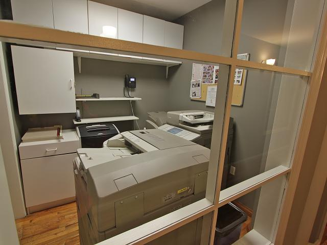 116 West 23rd Street New York NY Document preparation area