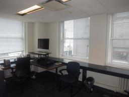 Midtown Suite Within A Suite - 3 Adjacent Offices + Workstations  With Shared Amenities -  Law Firm - Great Light