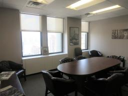 Shared Law Office Space With Up To 5 Offices For Sublease In the Financial District