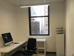 Turn Key Windowed Office in Modern Suite  with Great Location
