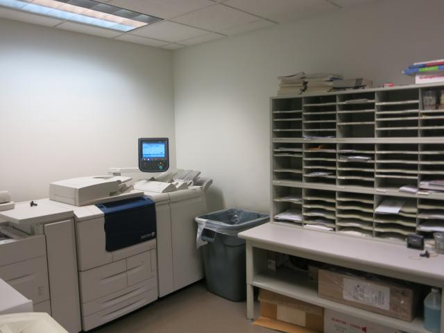 641 Lexington Avenue New York NY Document work-room