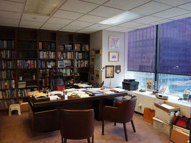 950 Third Avenue New York NY 14 X 18 Office With Attached Admin Office