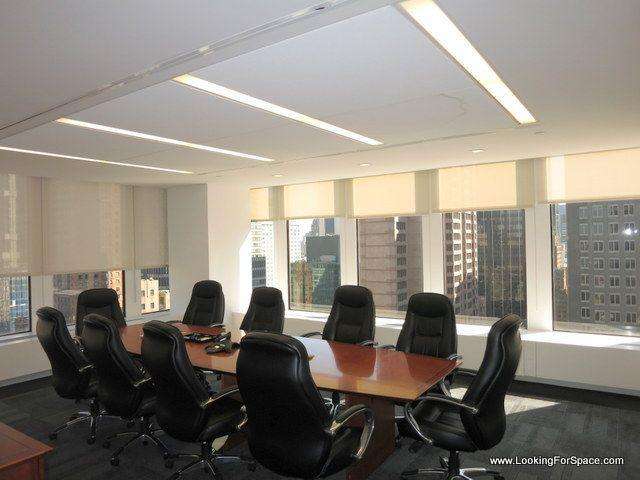 1700 Broadway New York NY Large conference room (corner)