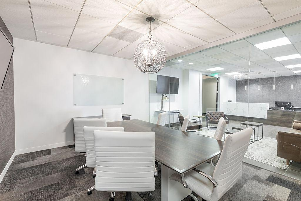 355 S. Grand Ave Los Angeles CA Medium conference room off recepton